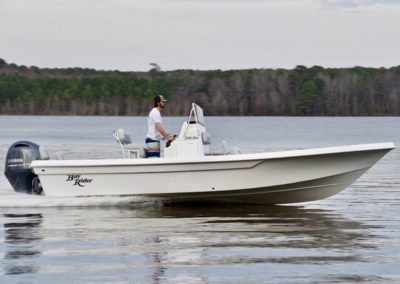 KencraftBoats-BayRider239 side view