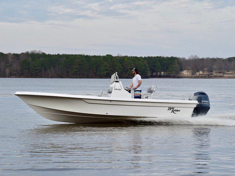 BayRider Boat Image
