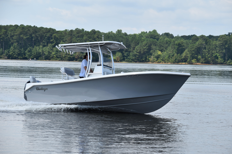 Challenger Boat Image