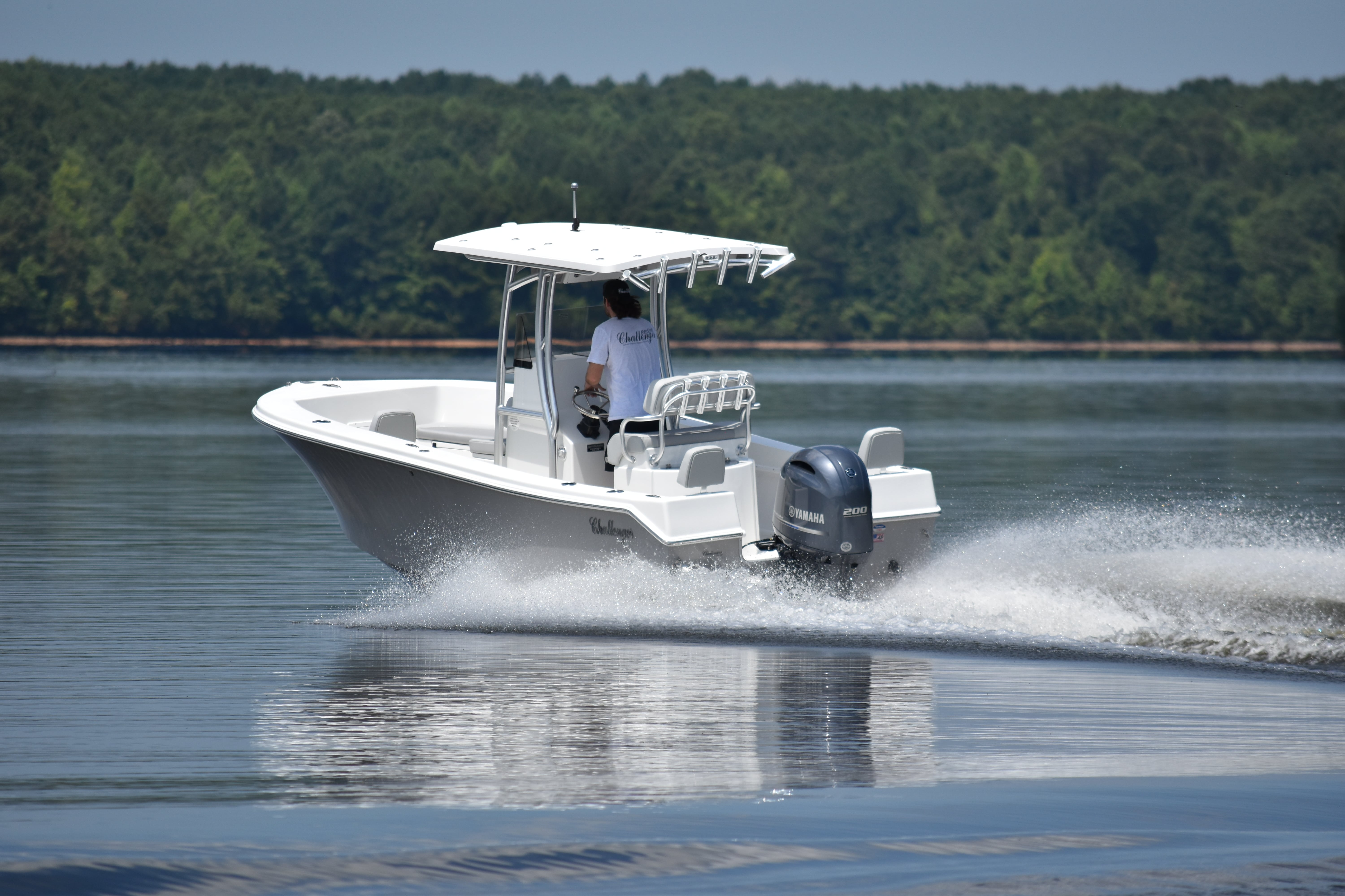 Challenger Kencraft Boats Wilson Nc To Boat Builders And Recreational Typical Wiring Diagram Bay Rider